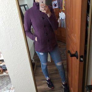 Prana Jackets & Coats - Prana Catrina Jacket Purple Size XS